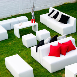 Mobiliario Led y Lounge