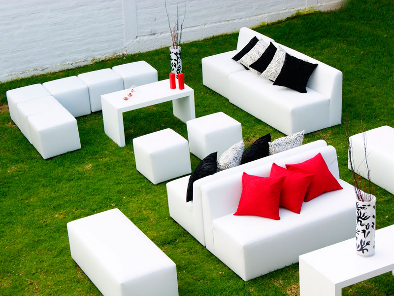 Mobiliario Led y Lounge para su Evento en Costa Rica